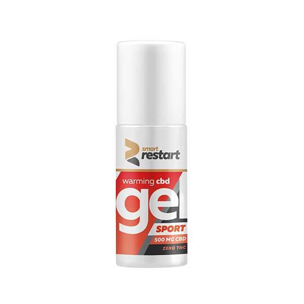 Smart Restart Pain Relief CBD Warming Gel