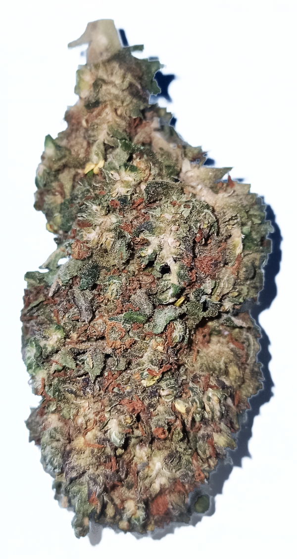 Strawberry CBD bud